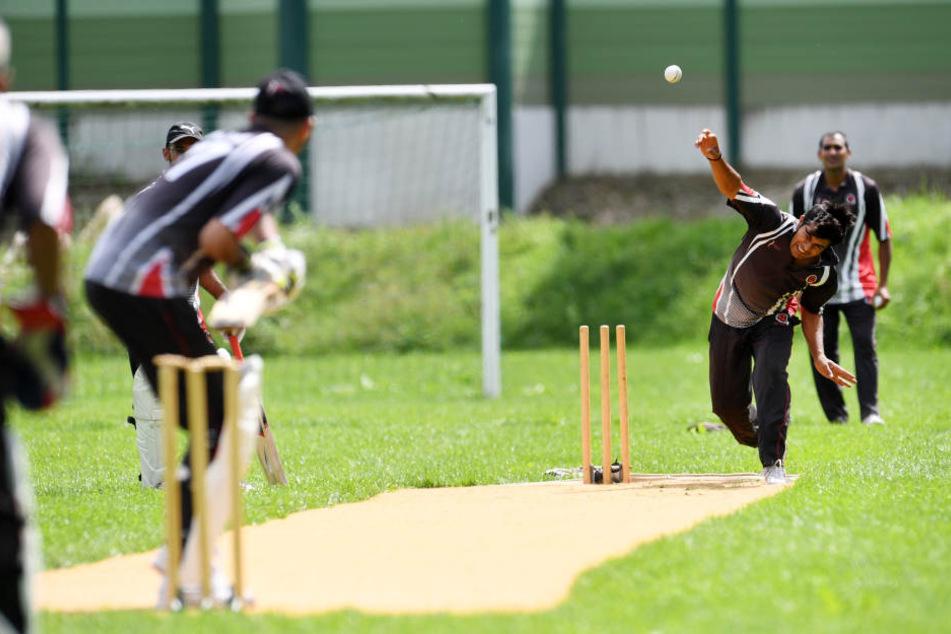 Dank dem SV 90 Niedercrossen gibt es nun auch in Thüringen eine Cricket-Mannschaft.(Symbolbild)