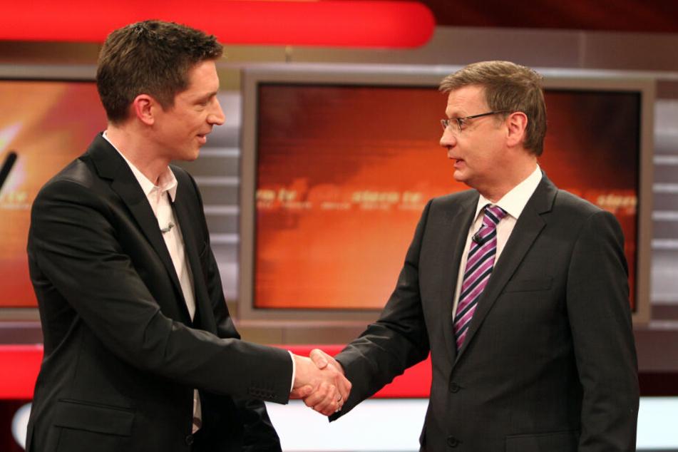 Steffen Hallaschka übernahm 2015 die Moderation der Sendung Stern TV von Günther Jauch.
