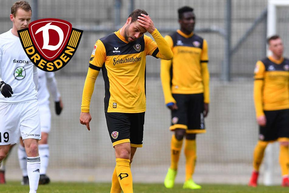 1:4 im letzten Test gegen Boleslav! Dynamo vergeigt die Generalprobe