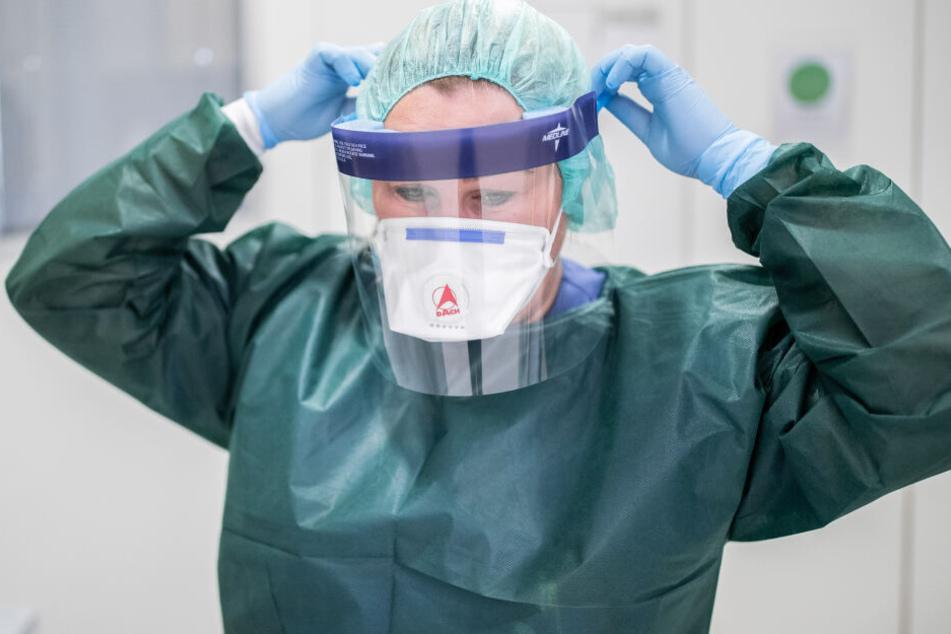 Coronavirus: Bislang vier Personen in NRW schwer erkrankt
