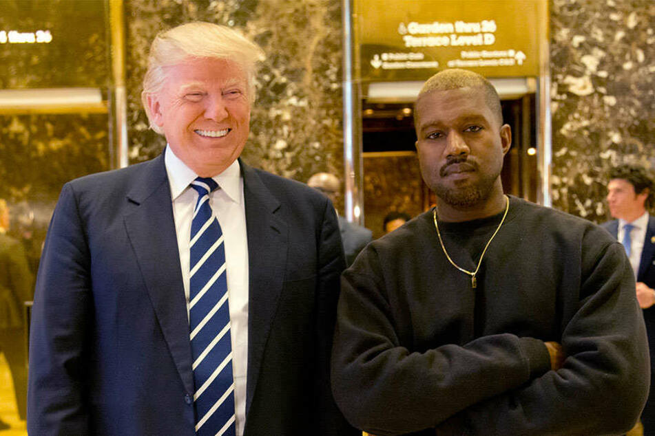 Kanye West (40) sorgt des Öfteren für großes Aufsehen. Diesmal für einen Tweet, der es in sich hat.