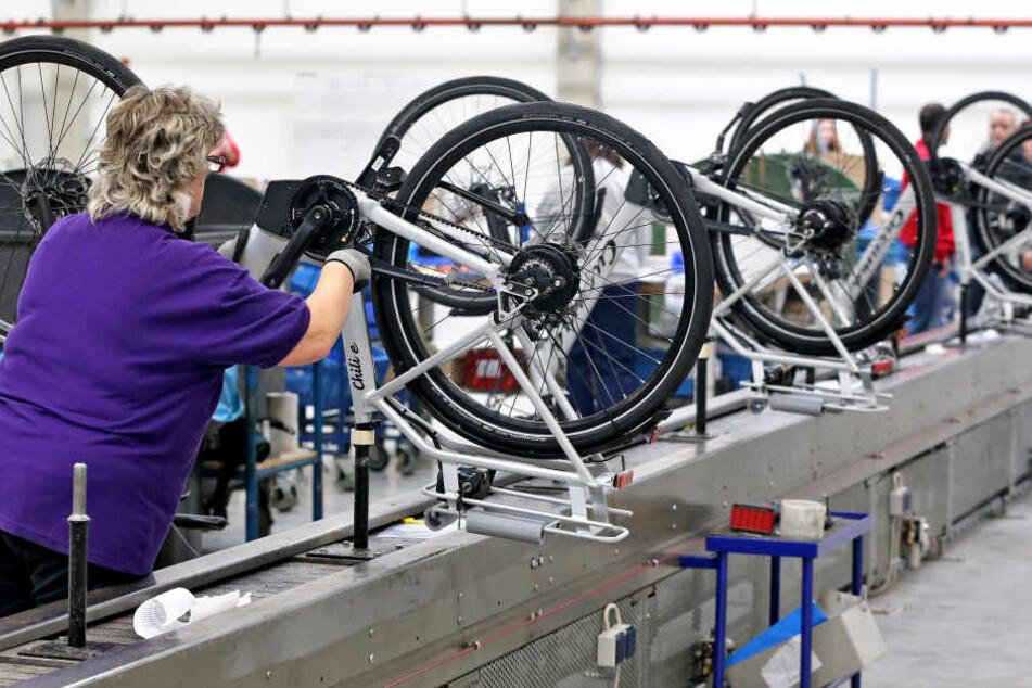 Der Fahrradbauer aus Sangerhausen will im Geschäft mit Elektrofahrrädern vorankommen. (Archivbild)