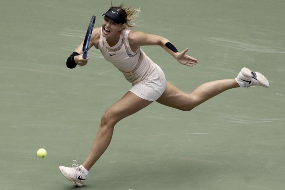 Verlässt die Tennis-Bühne: Maria Scharapowa (32).