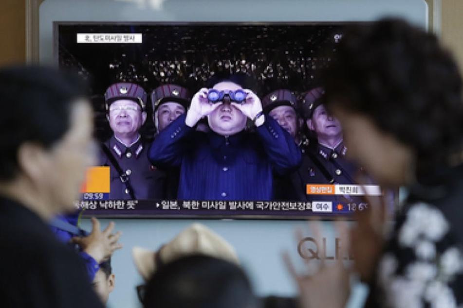 Trotz UN-Sanktionen hat Nordkorea einen weiteren Raketentest durchgeführt. Das Ergebnis ist erschreckend.