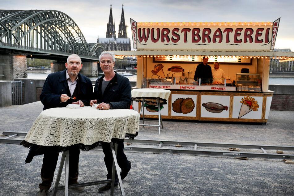 """Bekannte Wurstbude aus Kölner """"Tatort"""" zieht ins Museum"""