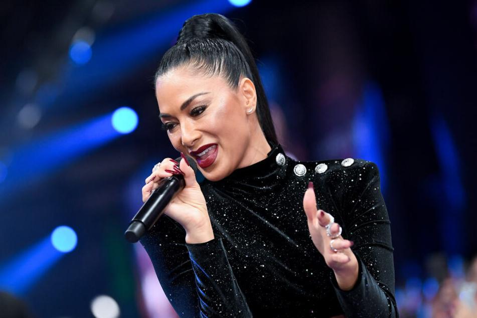 Sängerin Nicole Scherzinger bei einem Auftritt vergangenes Jahr in Berlin.