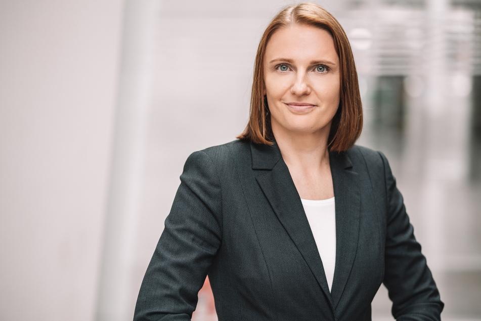 Mehr Scheidungen und Trennungen sieht die Familienanwältin Katrin Alznauer (41).
