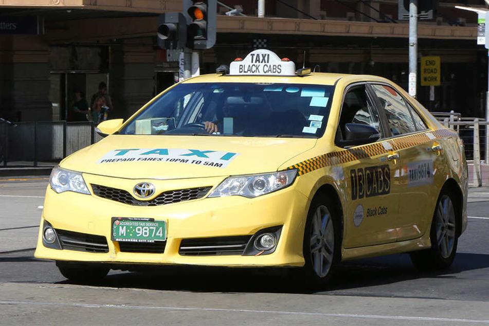 Und täglich grüßt der Taxifahrer... (Symbolbild).
