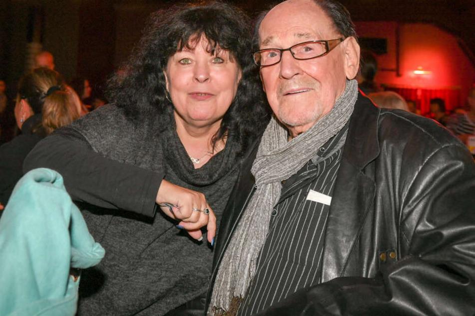 Herbert und Heike Köfer waren am Freitag zu Gast im MDR-Riverboat.