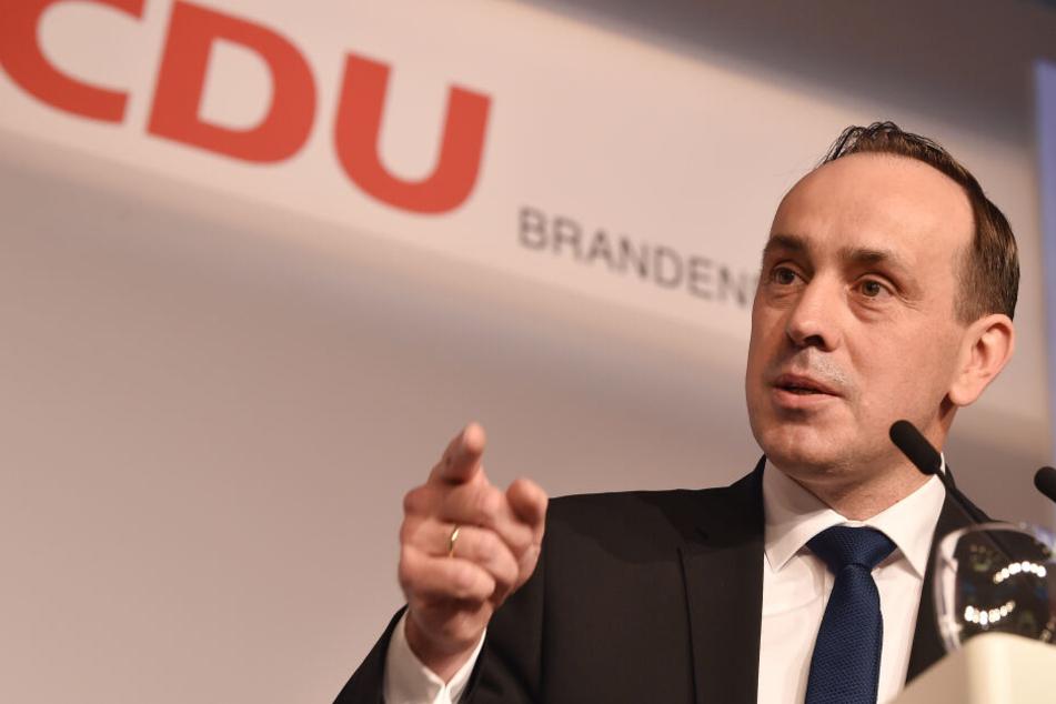 """CDU-Fraktionschef Ingo Senftleben will die """"BER-Wahrheit"""" wissen."""