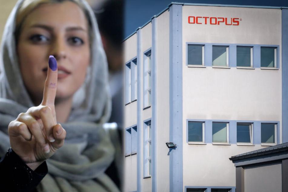 Dresden: Dresdner Tintenfirma setzt auf Wahlen im Irak
