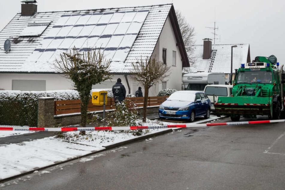 In einem Haus in der Marktgemeinde Schnaittach wurden zwei Leichen gefunden.