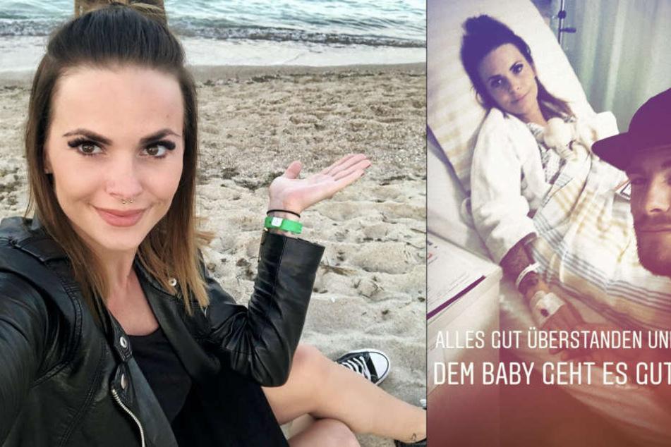 Denisé Kappès (27) meldet sich nach der Operation bei ihren Fans.