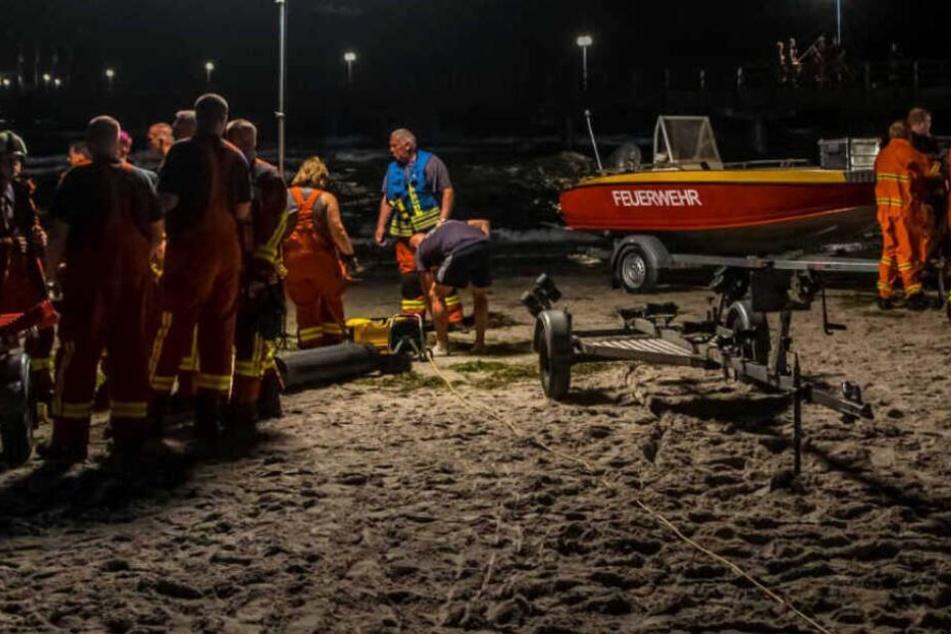 Mann rettet Ehefrau aus der Ostsee, Tage später sind beide tot