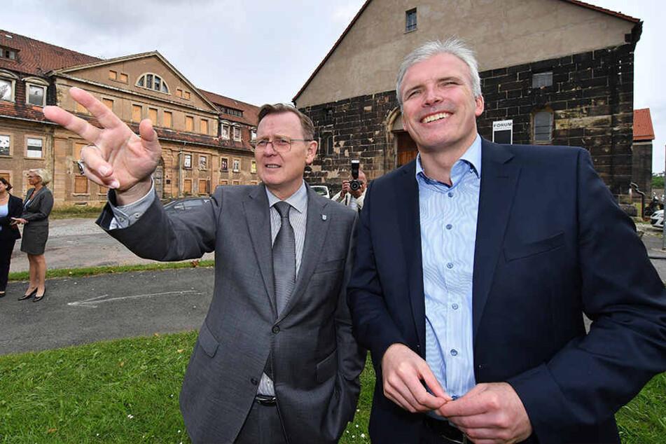 Erfurts Stadtkrone soll Touristenmagnet werden