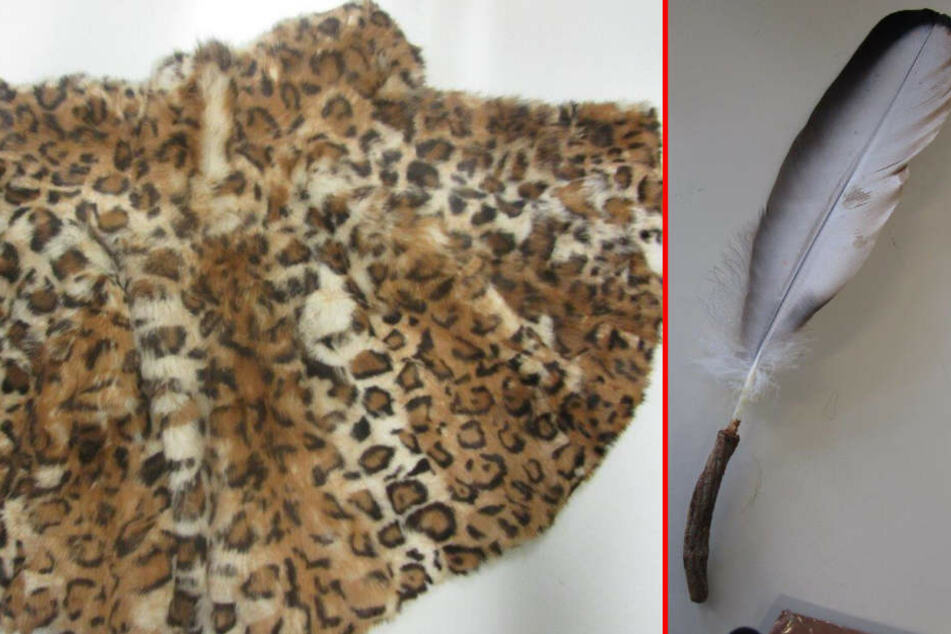Leoparden und Andenkondore sind streng geschützt.