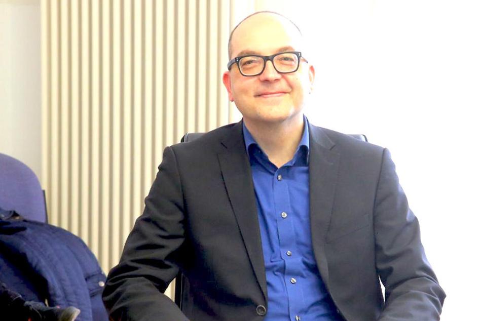 Die NPD wollte eine Unterlassungsklage gegen Dr. Steffen Kailitz (47) durchbringen.