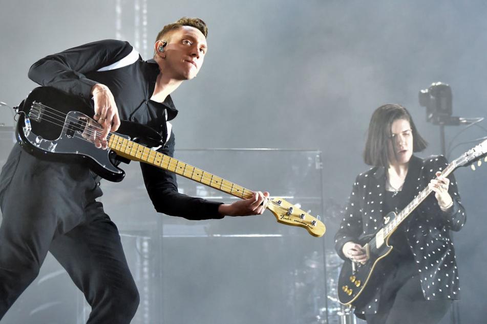 """Bekannte Band aus London: The xx sind in der """"Stadt aus Eisen"""" ebenfalls gebucht, spielen hier ihr einziges Deutschland-Konzert 2018."""