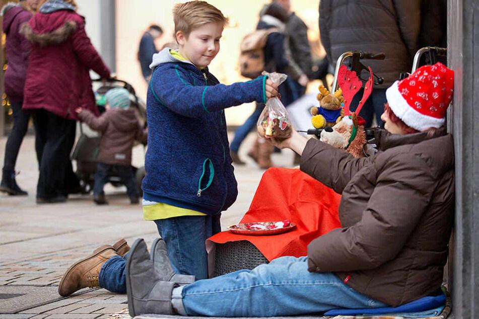 Dieser Junge will auf Geschenke verzichten, um Obdachlose zu beschenken