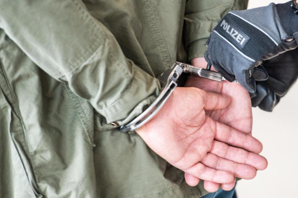 Der Tatverdächtige wurde am Dienstag festgenommen (Symbolbild).