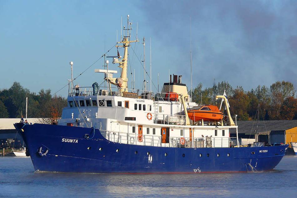 Die C-Star war auf dem Weg nach Libyen, um die Flüchtlingsrettung zu stören.