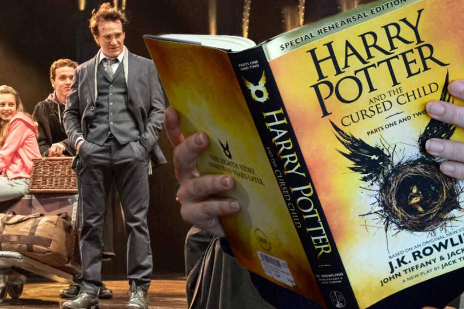 """Premiere! """"Harry Potter""""-Theaterstück bald in Deutschland"""