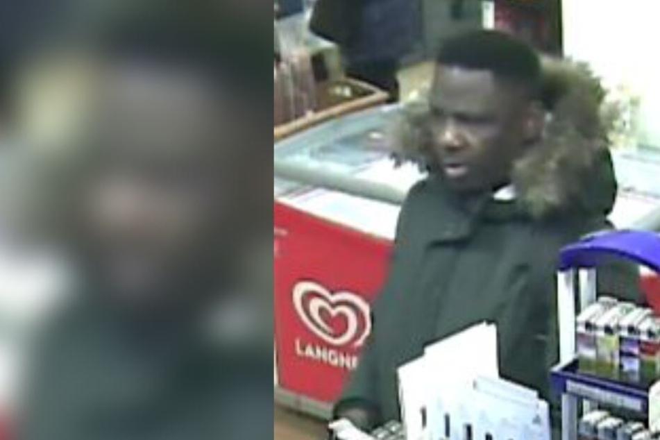 Er fälschte einen Ausweis und erschlich sich ein Handy: Wer hat diesen Mann gesehen?
