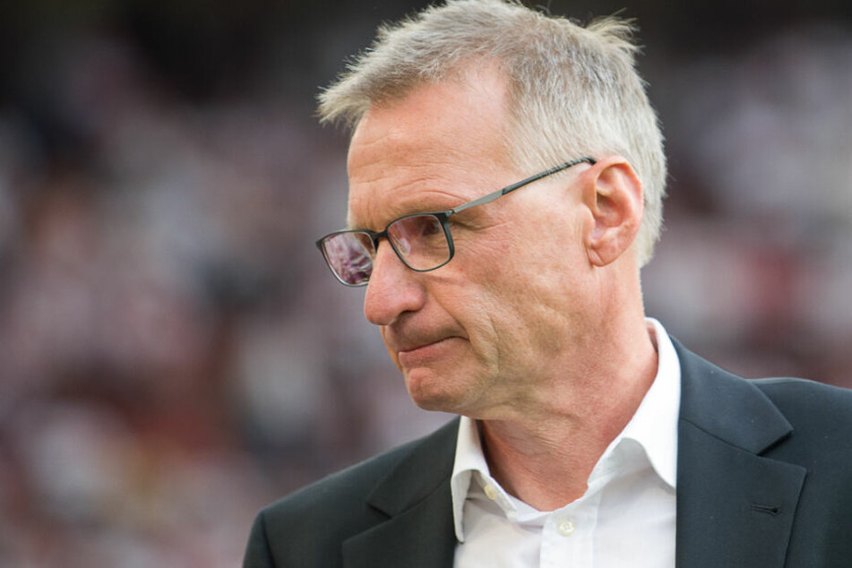 Beim VfB entlassen: Michael Reschke.