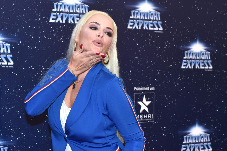 Zurück zur Natur: Daniela Katzenberger will sich von ihrer blonden Mähne trennen.