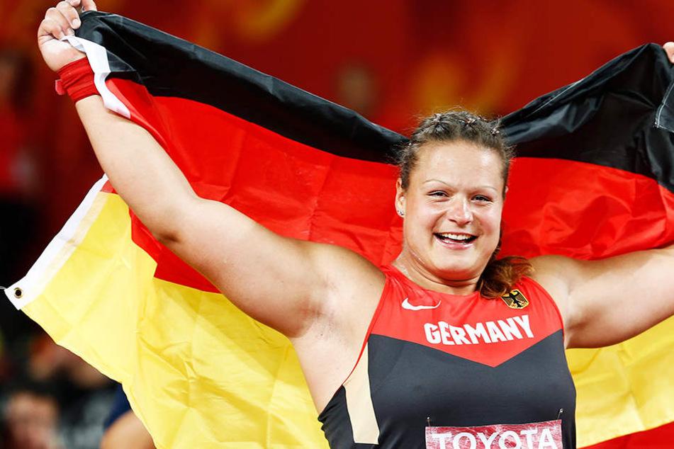 Auf Weg zum ZDF-Sportstudio: Christina Schwanitz nach Crash im Krankenhaus
