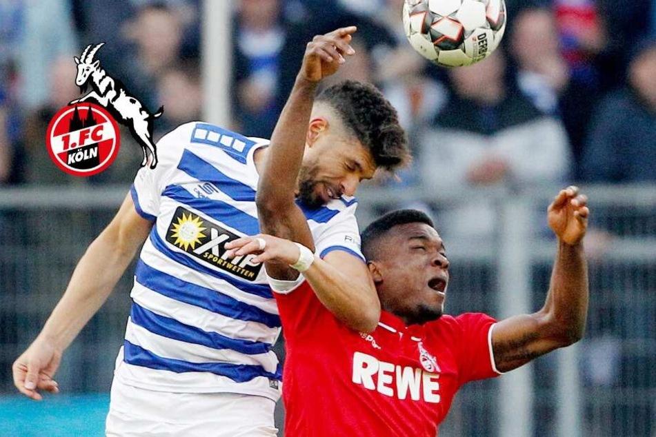 Vier Kölner Tore reichen nicht zum Sieg in Duisburg