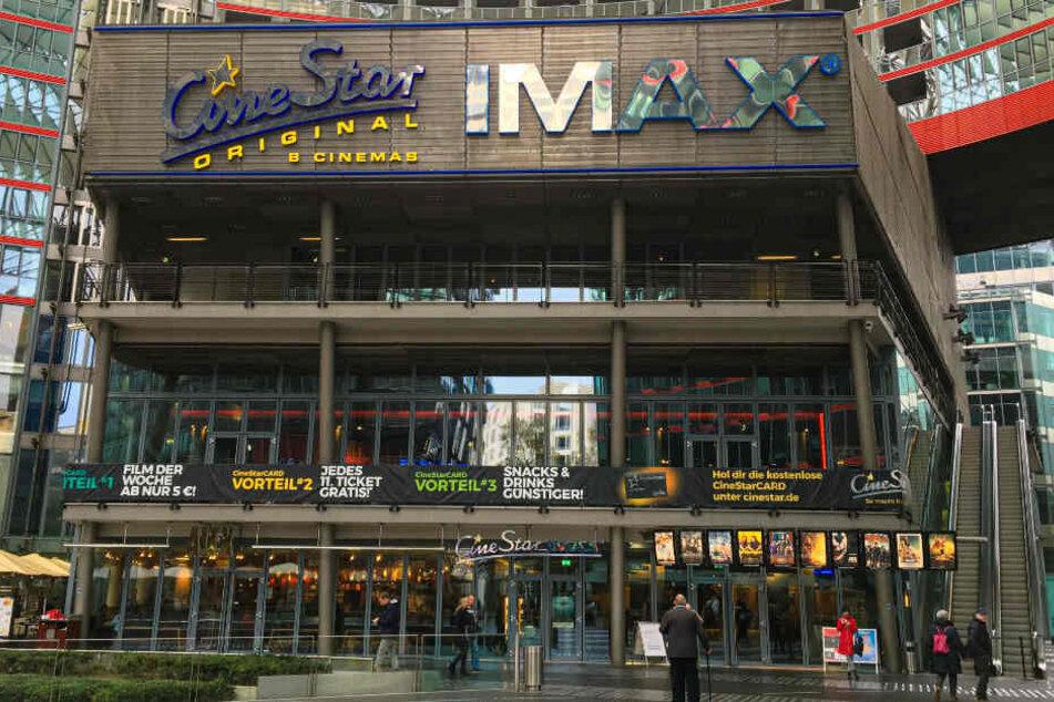 Das CineStar im Sony Center wird geschlossen.