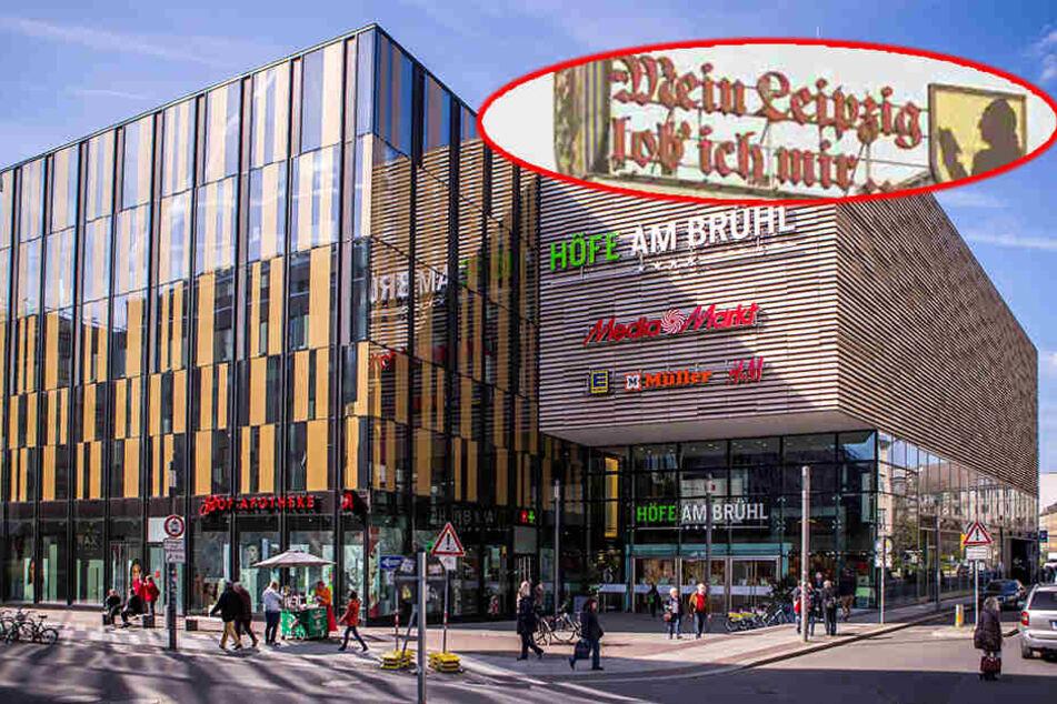 Leipzigs kultige Leuchtreklame feiert ihr Comeback!