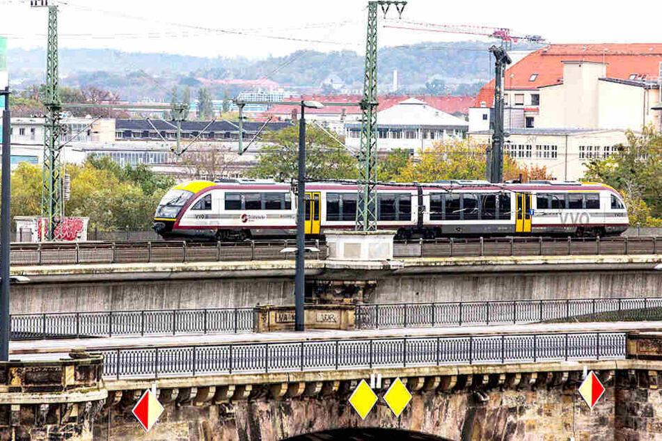 Die Städtebahn fährt vorerst weiter nur eingeschränkt.