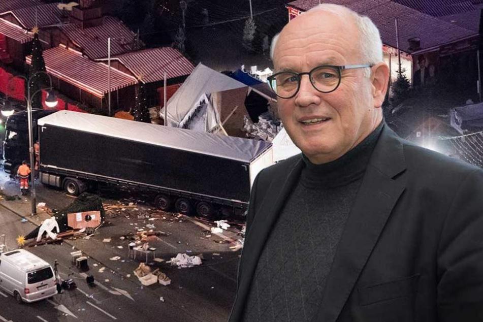 Terror auf Weihnachtsmarkt: Werden Ermittler-Pannen Fall für den Bundestag?