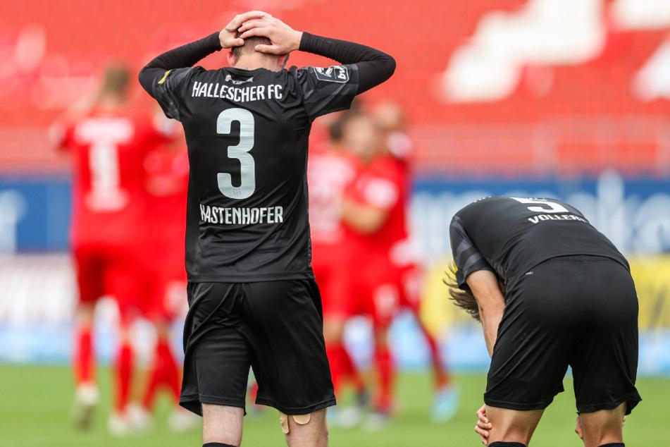 Der Hallesche FC leistete in Zwickau einen Offenbarungseid und verlor mit 1:5. Wie soll der Klassenerhalt bei diesem Negativlauf noch gelingen?