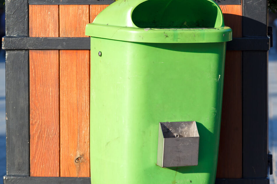 Der mutmaßliche Täter entsorgte den Kopf seines Opfers in einem öffentlichen Mülleimer. (Symbolbild)