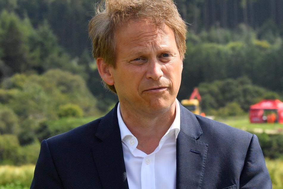 Grant Shapps, Verkehrsminister von Großbritannien.