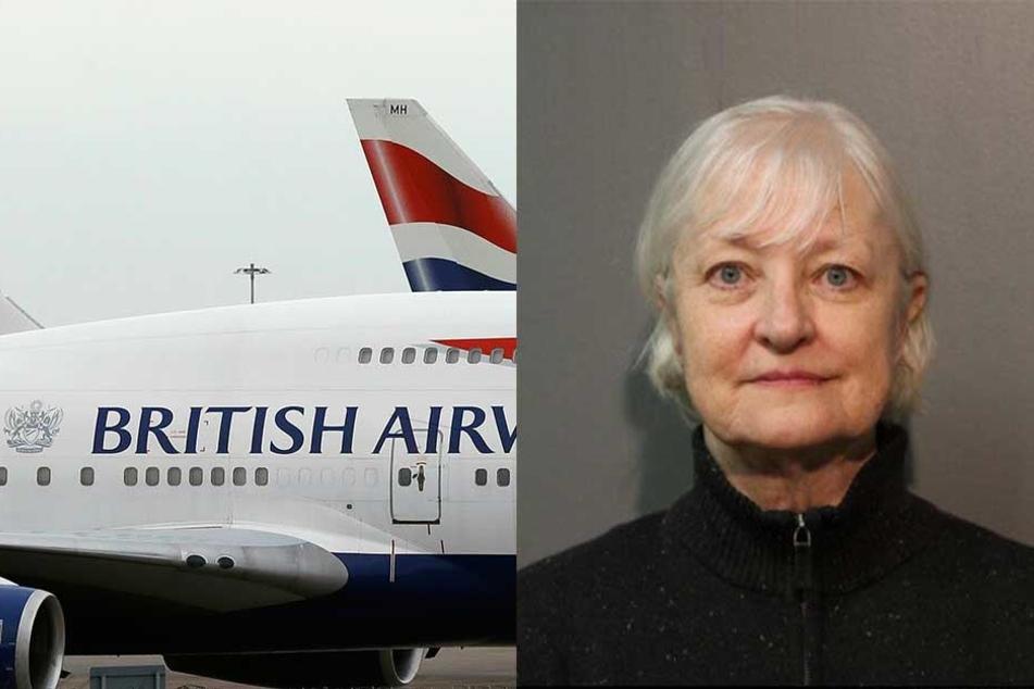 Oma fliegt ohne Ticket und Pass von Chicago nach London