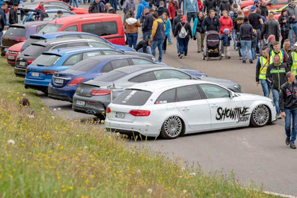 """Grip"" lädt zum Auto-Familien-Festival: Mega-Motorevent setzt Sachsenring unter Chrom"