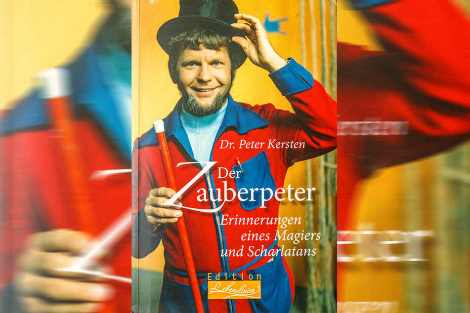 """Sein Leben als Zauberer hat Peter Kersten (75) in seinem Buch """"Der Zauberpeter"""" Revue passieren lassen."""
