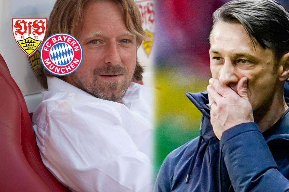 "VfB Stuttgarts Sportdirektor Mislintat nach Kovac-Rauswurf: ""Knallhart"""