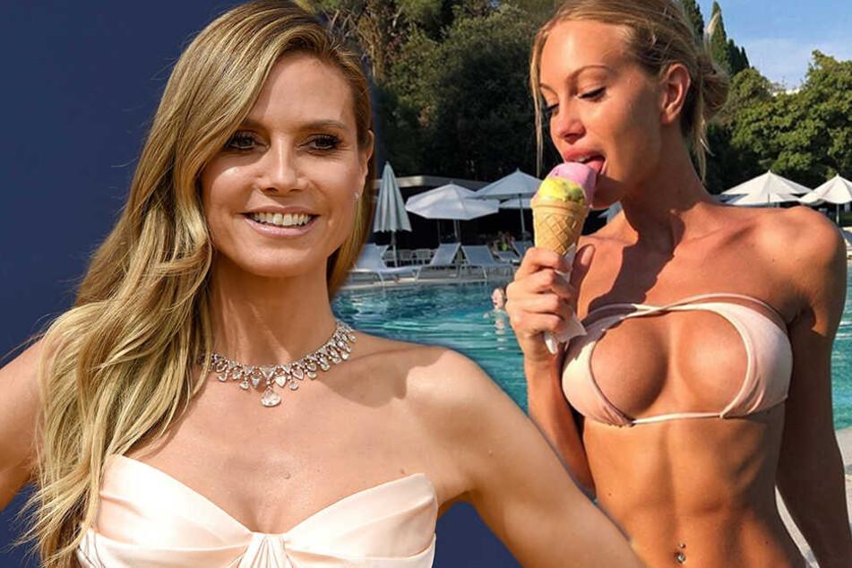 Da sieht Heidi Klum alt aus! Ihr Ex datet dieses blutjunge Model