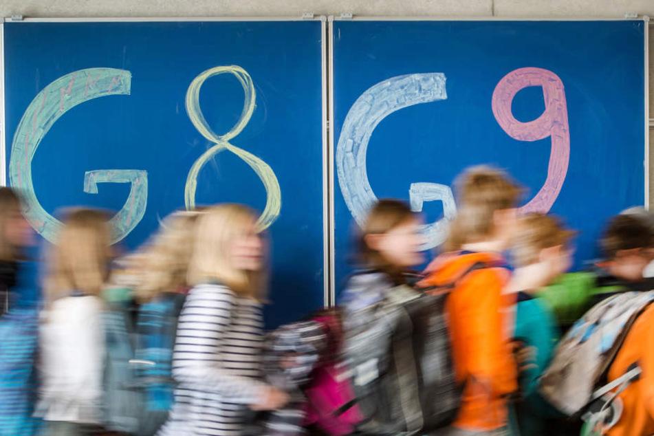 Im Schuljahr 2019/20 soll die Umstellung von acht auf neun Jahren am Gymnasium starten.