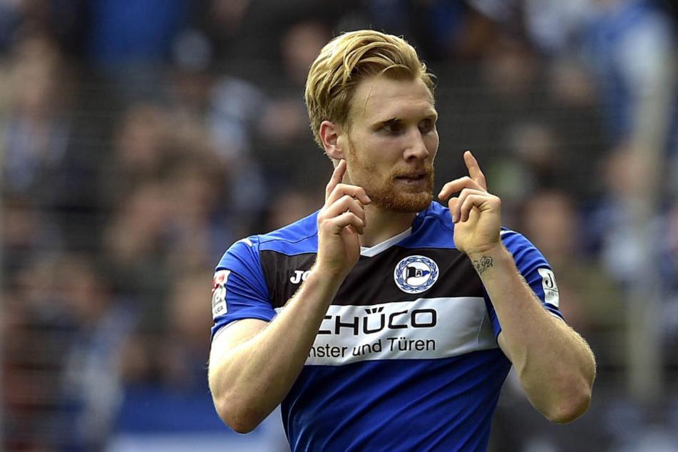 Angeblich soll sich Andreas Voglsammer über einen Wechsel zum FC Ingolstadt einig sein.