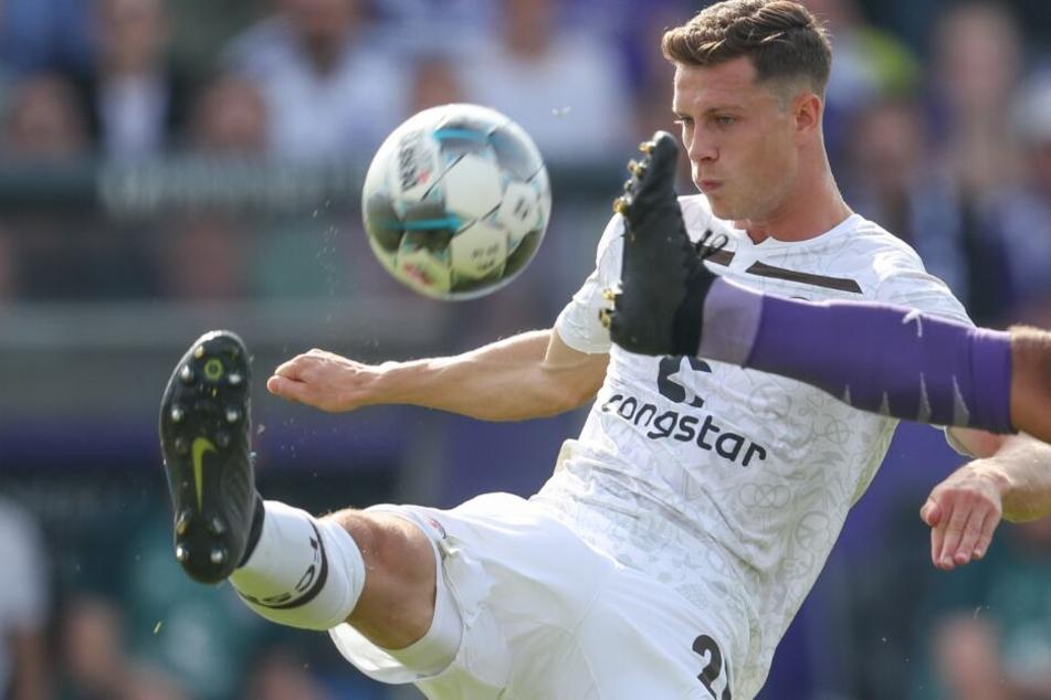 James Lawrence fehlt dem FC St. Pauli für mehrere Wochen.