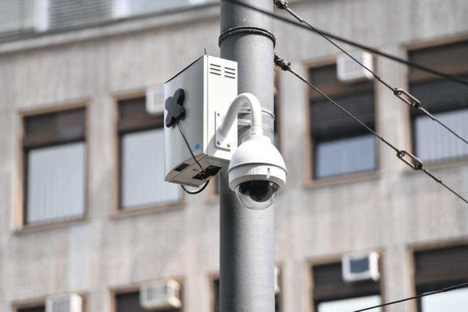 Die Dealer-Kamera ist nach einer Überholung seit Donnerstag wieder im Einsatz.