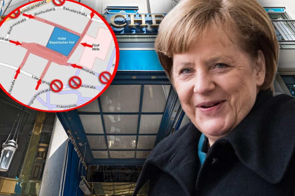 Große Sperrzone, Verbote, Verkehr: Alle Infos zur 55. Sicherheitskonferenz