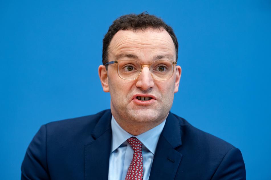 Gesundheitsminister Jens Spahn (38, CDU).