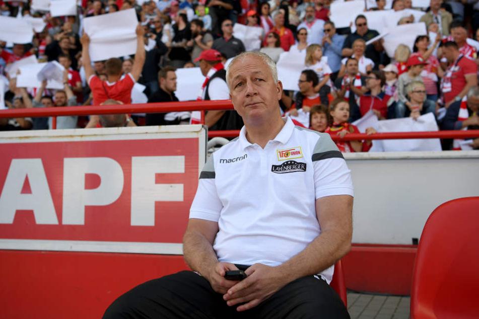 Union Berlin Hofschneider nicht mehr Cheftrainer